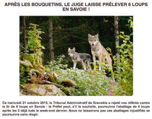 http://www.one-voice.fr/loisirs-et-compagnie-sans-violence/apres-les-bouquetins-le-juge-laisse-prelever-6-loups-en-savoie-2/