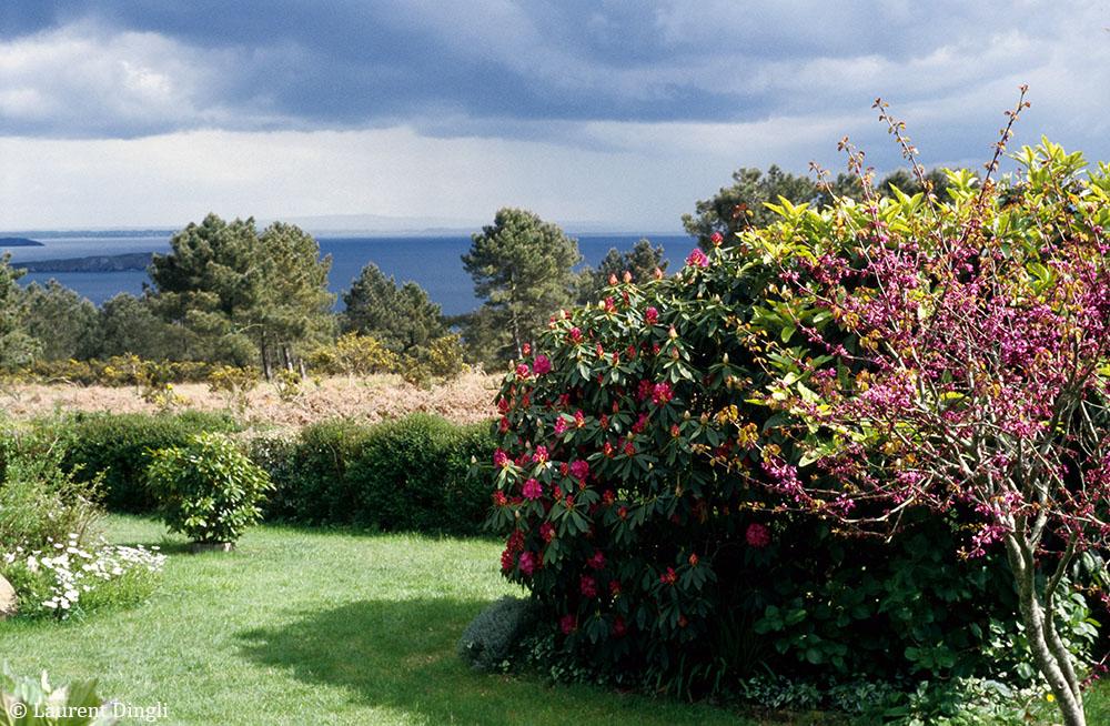 Notre jardin à Crozon