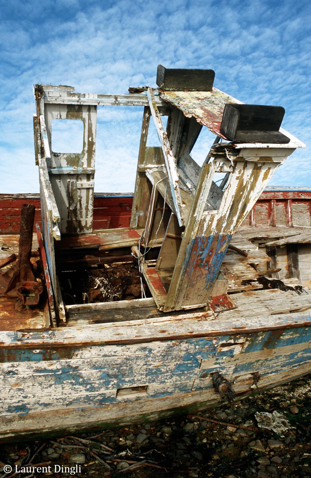 Vieux gréements - Presqu'île de Crozon