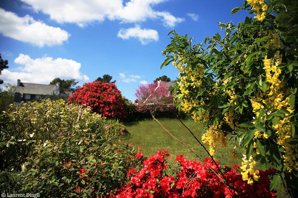 Jardin de Crozon © Laurent Dingli - Tous droits réservés