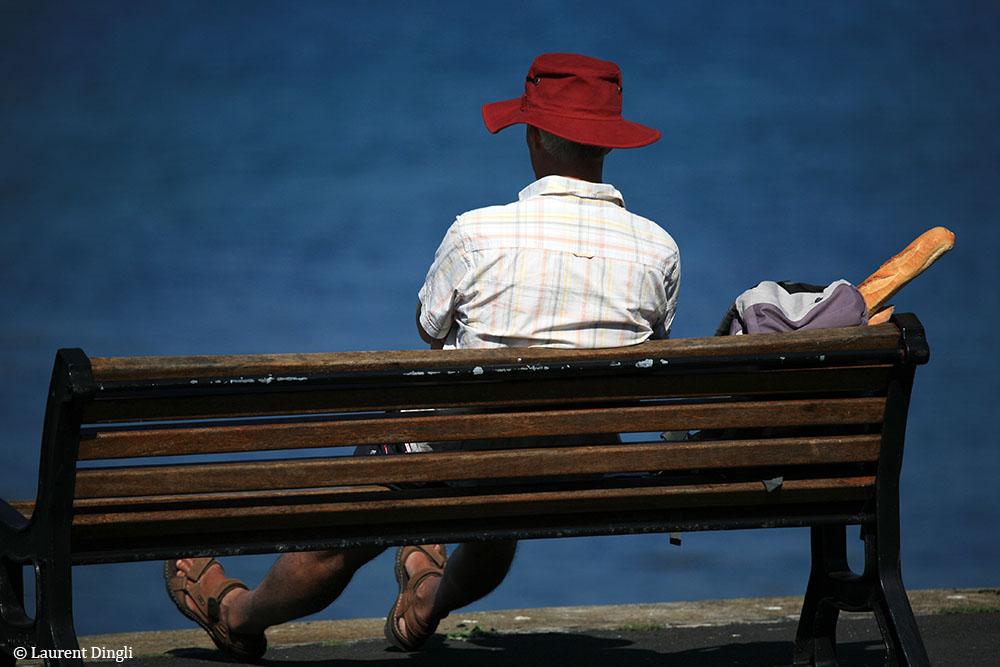 Touriste - Camaret © Laurent Dingli - Tous droits réservés