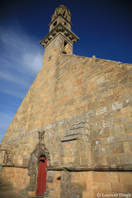 Façade de Notre-Dame-De-Rocamadour - Camaret © Laurent Dingli - Tous droits réservés