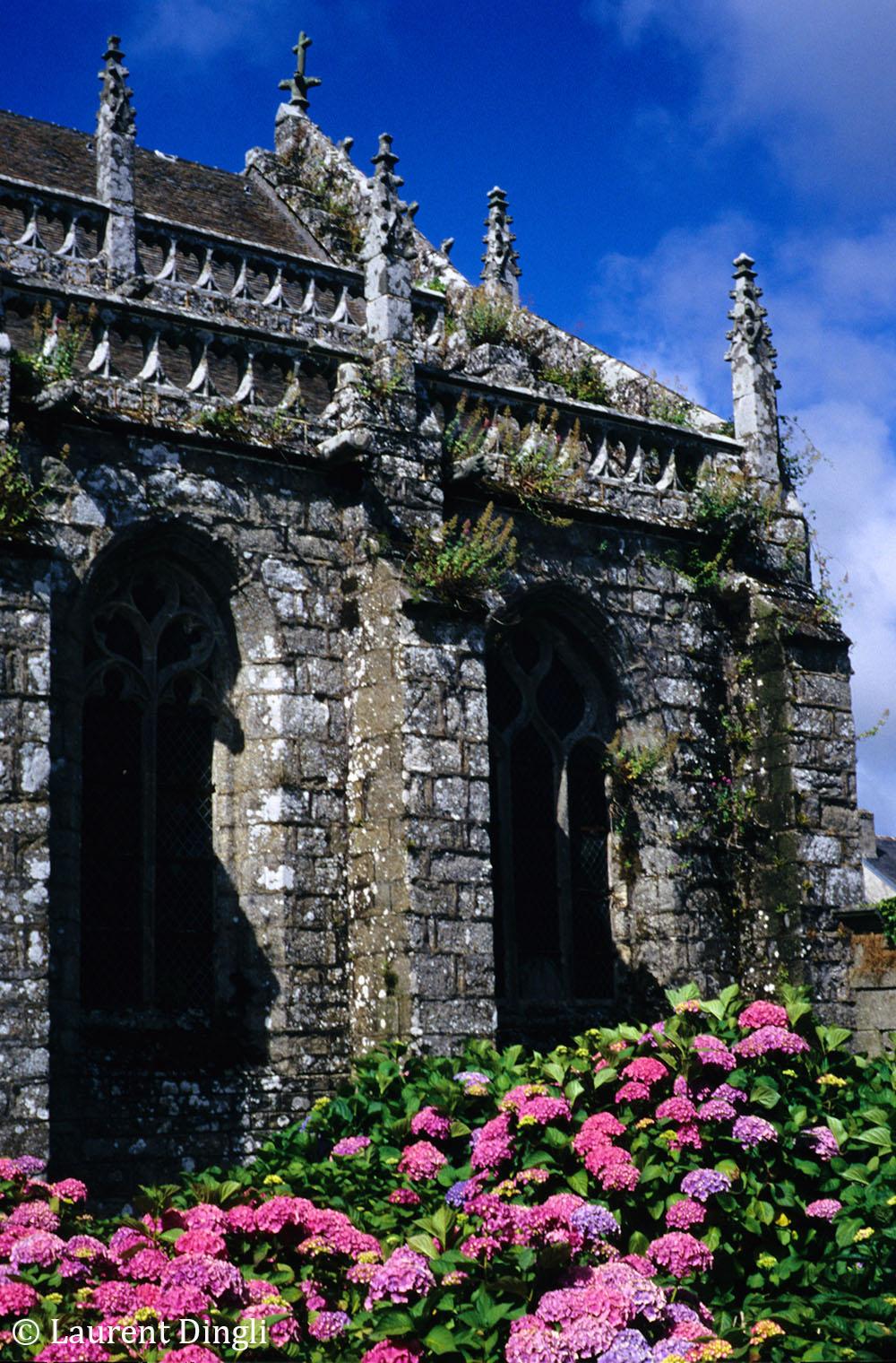 Cathédrale de Locronan