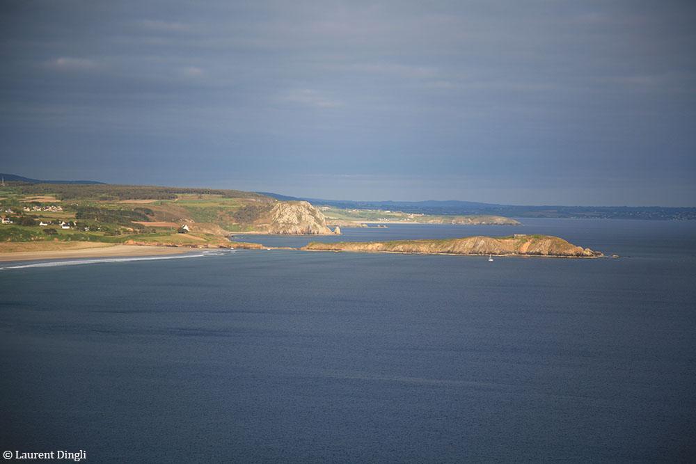Plage de l'Aber - Presqu'île de Crozon © Laurent Dingli - Tous droits réservés