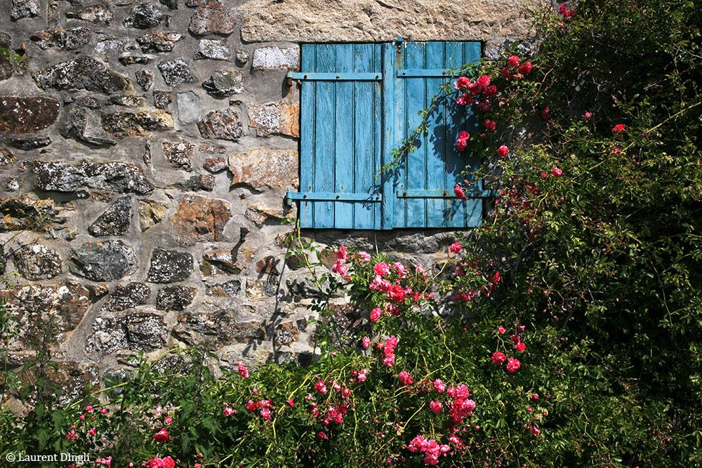 Maison - Village de Lostmarc'h © Laurent Dingli - Tous droits réservés