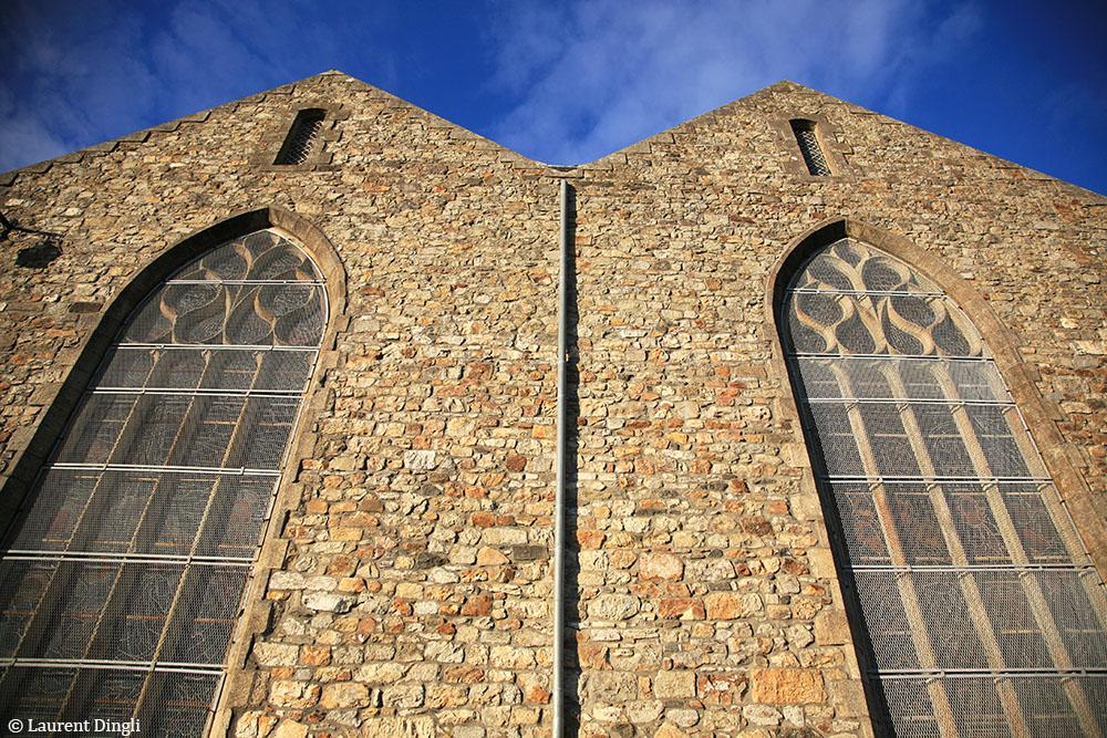 Eglise de Crozon © Laurent Dingli - Tous droits réservés